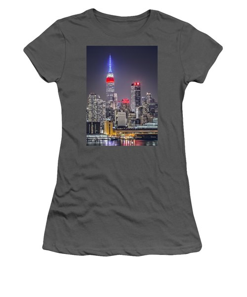 Light The Way Women's T-Shirt (Athletic Fit)