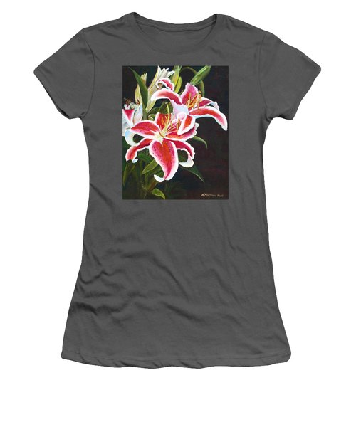 Lilli's Stargazers Women's T-Shirt (Athletic Fit)
