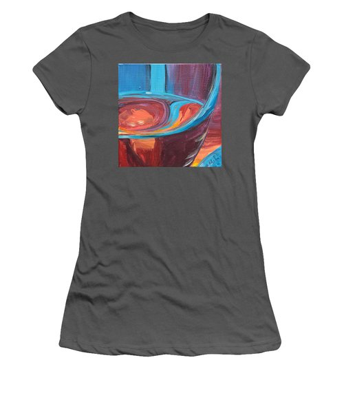 Liquid Sway Women's T-Shirt (Athletic Fit)