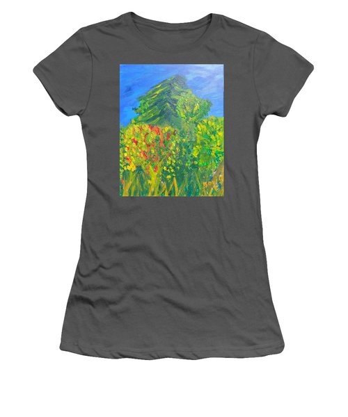 Local Trees Women's T-Shirt (Athletic Fit)