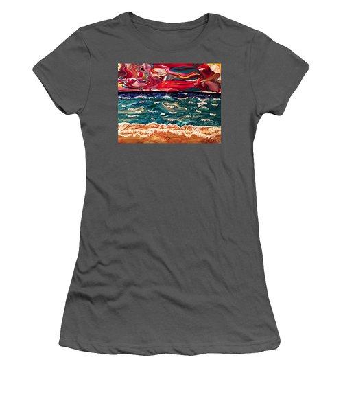 Lori's Paradise Women's T-Shirt (Athletic Fit)