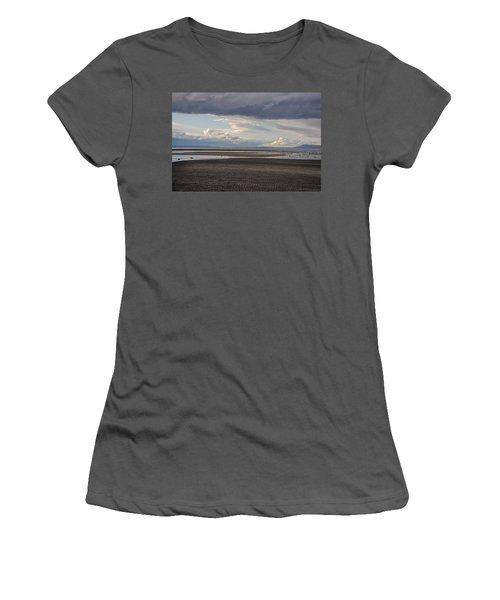 Low Tide  Women's T-Shirt (Junior Cut) by Roxy Hurtubise