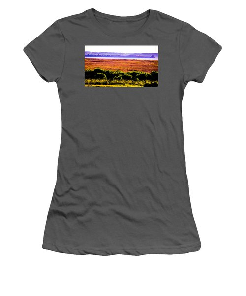 Lowland Light  Women's T-Shirt (Athletic Fit)
