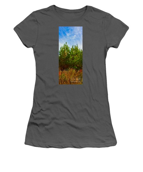 Magical Pines Women's T-Shirt (Athletic Fit)