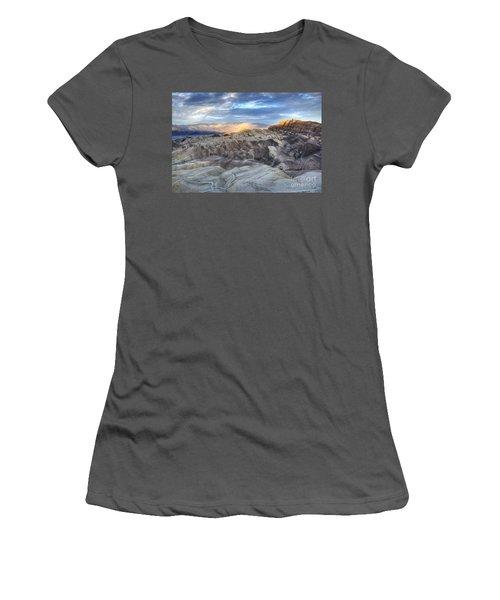 Manly Beacon Women's T-Shirt (Junior Cut) by Juli Scalzi