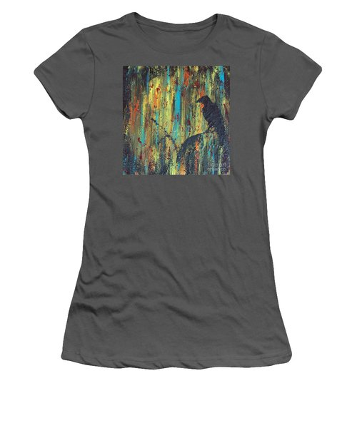 Messenger Women's T-Shirt (Athletic Fit)
