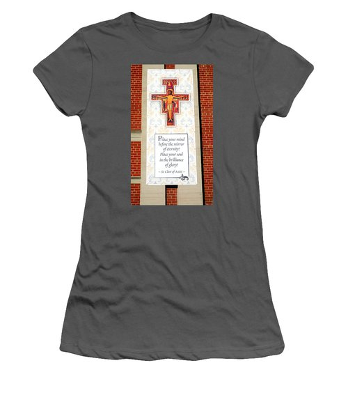 Mind And Soul Women's T-Shirt (Junior Cut) by Valentino Visentini