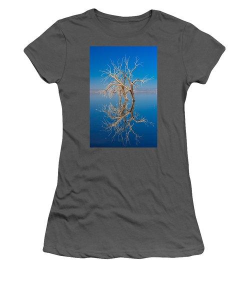 Mirror Mirror Women's T-Shirt (Athletic Fit)