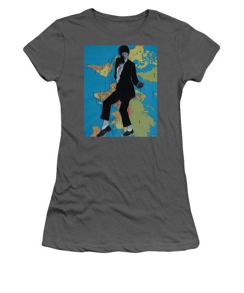 Mj Billie Jean Women's T-Shirt (Athletic Fit)