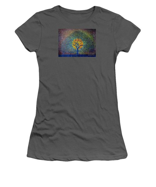 Moonshine Women's T-Shirt (Athletic Fit)