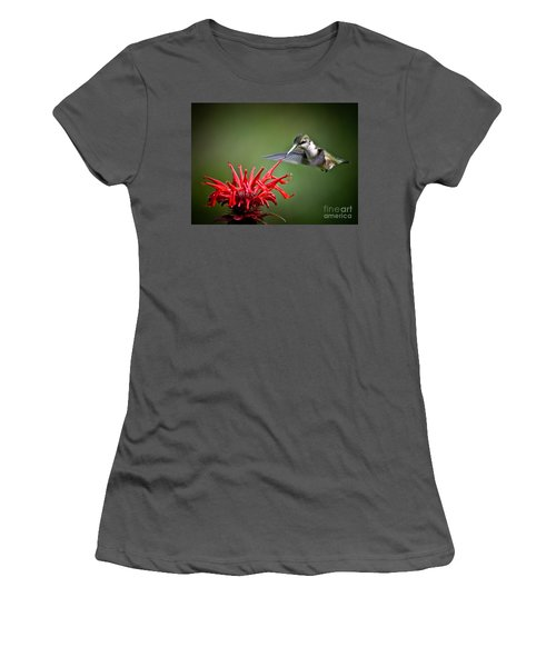 Morning Meal Women's T-Shirt (Athletic Fit)