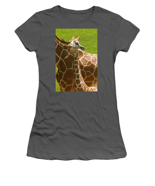 Mother's Child Women's T-Shirt (Athletic Fit)