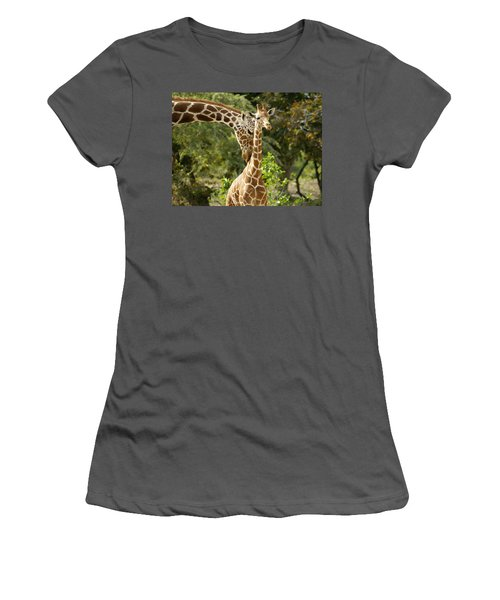 Mothers' Love Women's T-Shirt (Athletic Fit)