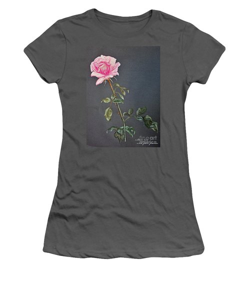 Mothers Rose Women's T-Shirt (Athletic Fit)