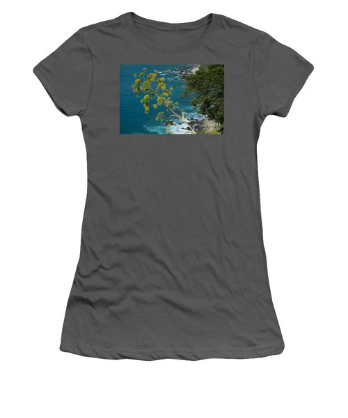 My Taormina's Landscape Women's T-Shirt (Athletic Fit)