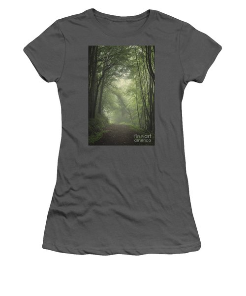 Mystery Awakens Women's T-Shirt (Athletic Fit)