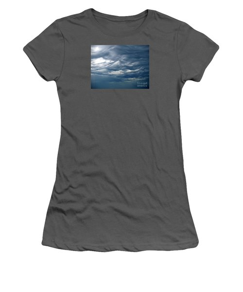 Women's T-Shirt (Junior Cut) featuring the photograph Natural Beauty 2 by Susan  Dimitrakopoulos