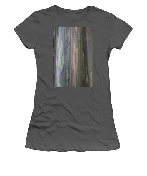 Natures Canvas Women's T-Shirt (Athletic Fit)