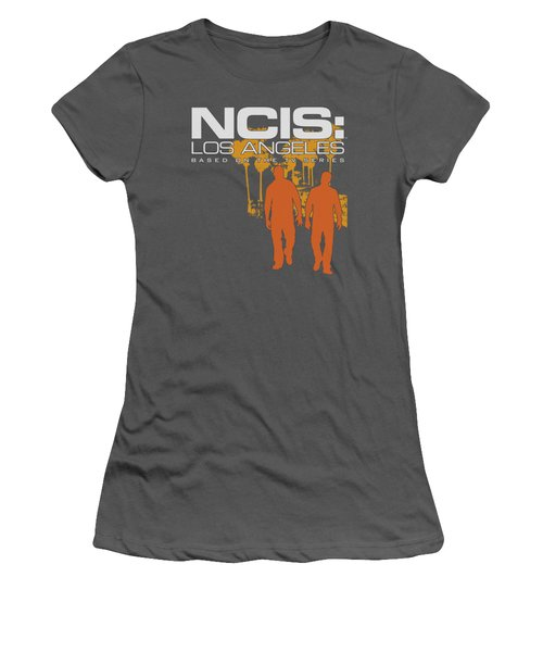 Ncis:la - Slow Walk Women's T-Shirt (Athletic Fit)