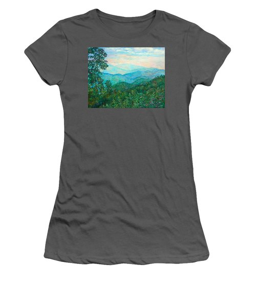 Near Purgatory Women's T-Shirt (Athletic Fit)