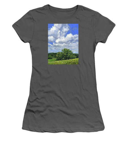 Nearly September Women's T-Shirt (Athletic Fit)