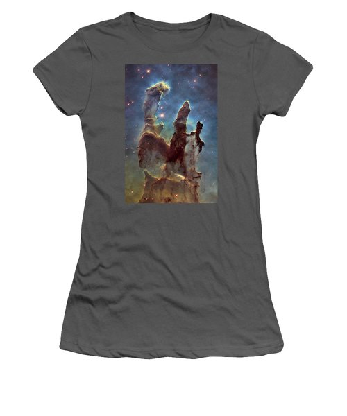 New Pillars Of Creation Hd Tall Women's T-Shirt (Athletic Fit)