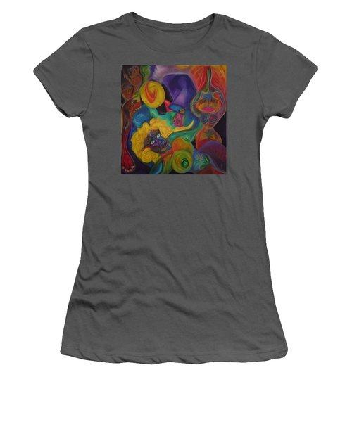 No Titel Women's T-Shirt (Athletic Fit)