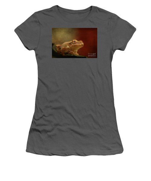 Northern Spring Peeper Women's T-Shirt (Athletic Fit)
