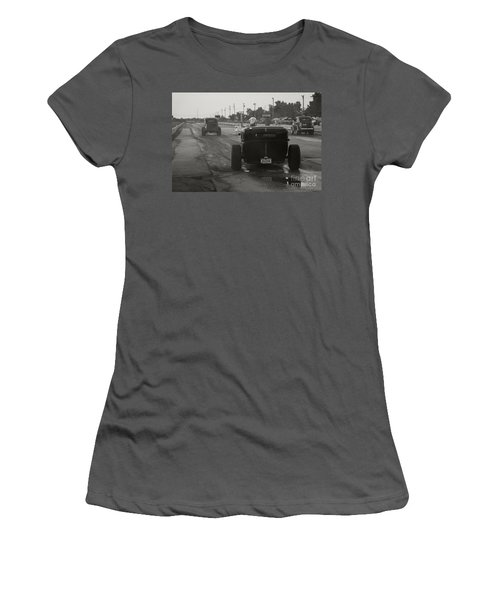 Nostalgia Drags Women's T-Shirt (Athletic Fit)