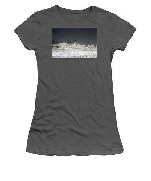 Ocean A Fury Women's T-Shirt (Athletic Fit)