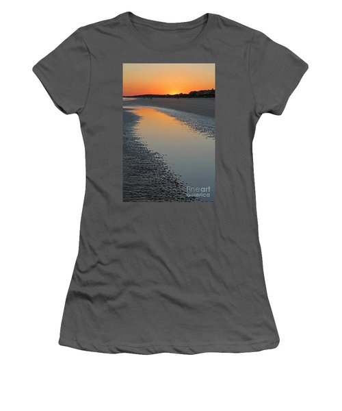 Ocean Tidal Pool Women's T-Shirt (Athletic Fit)