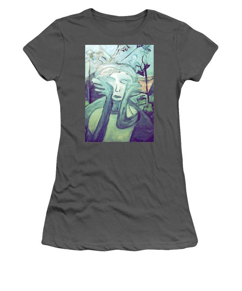 Oh No Women's T-Shirt (Athletic Fit)