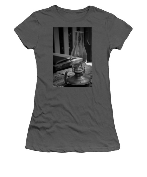 Oil Lamp Women's T-Shirt (Athletic Fit)