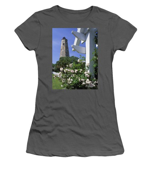 Old Baldy - Fm000078 Women's T-Shirt (Athletic Fit)