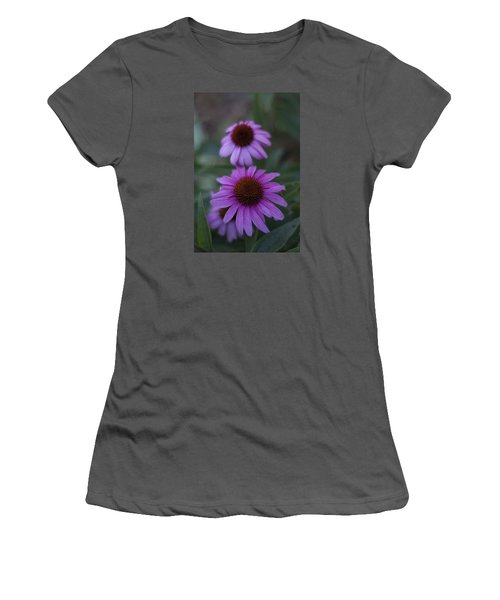 One Is Shy Women's T-Shirt (Junior Cut) by Miguel Winterpacht