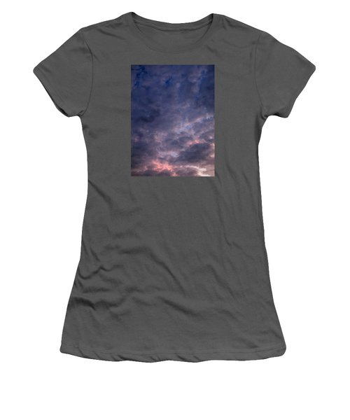 Finally It Rained In Texas Women's T-Shirt (Junior Cut) by Connie Fox
