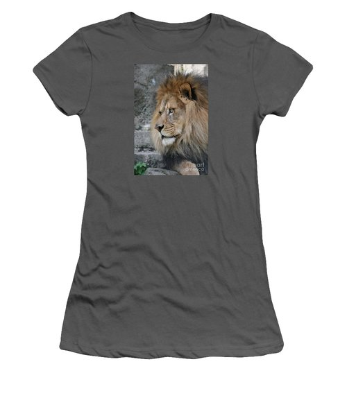Women's T-Shirt (Junior Cut) featuring the photograph Onyo #11 by Judy Whitton