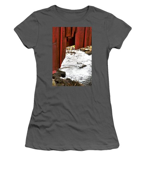 Overhang Women's T-Shirt (Athletic Fit)