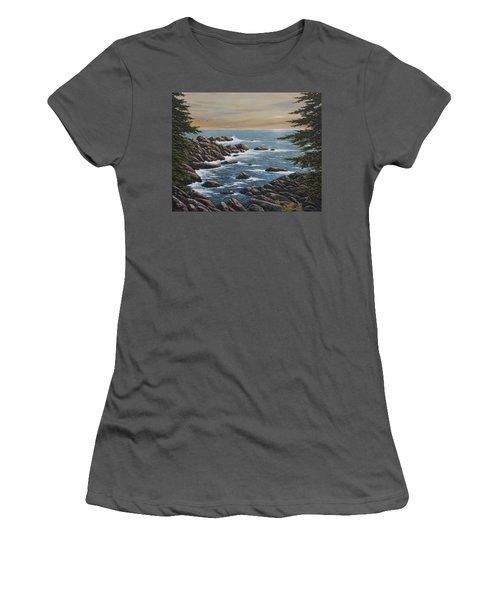 Pacific Rim Women's T-Shirt (Athletic Fit)