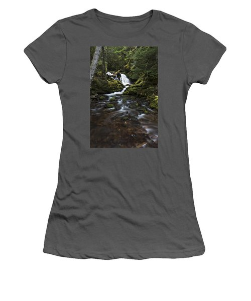 Packer Falls #3 Women's T-Shirt (Athletic Fit)