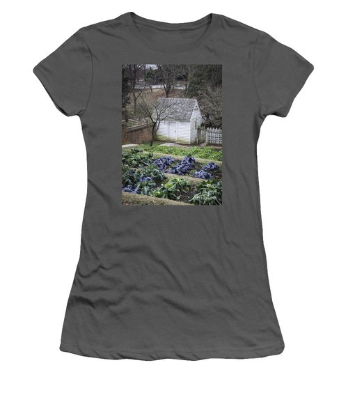Palace Kitchen Winter Garden Women's T-Shirt (Athletic Fit)