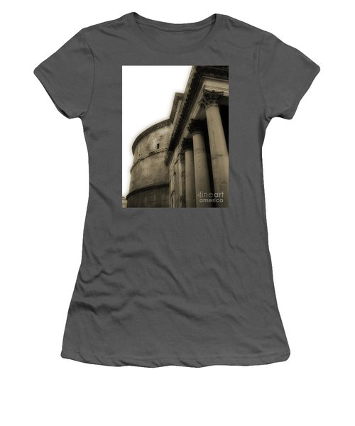 Pantheon Women's T-Shirt (Athletic Fit)