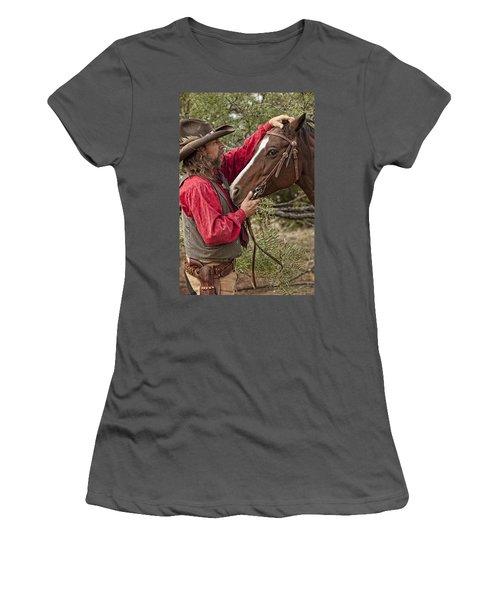 Partner Women's T-Shirt (Athletic Fit)