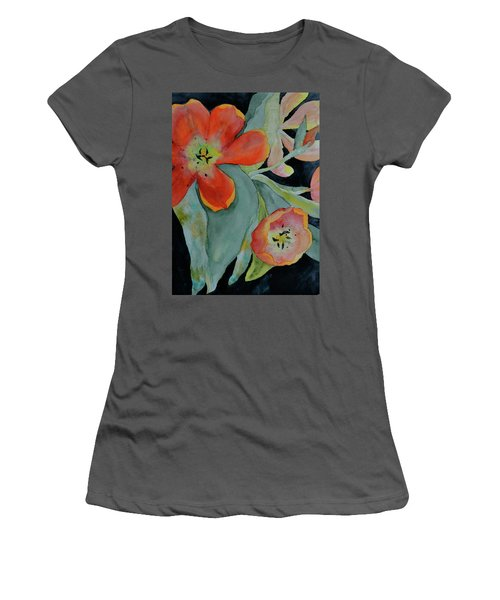 Persevere Women's T-Shirt (Junior Cut) by Beverley Harper Tinsley