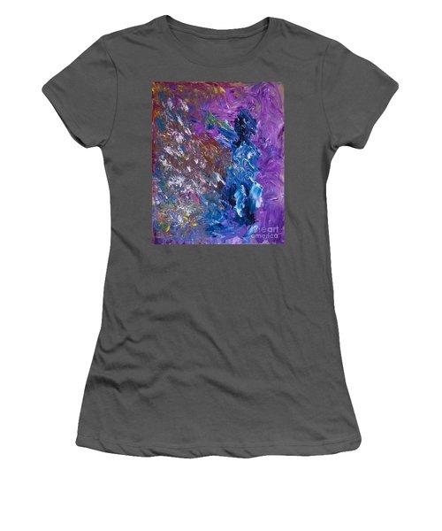 Pops Women's T-Shirt (Athletic Fit)