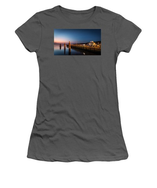 Port Jefferson Women's T-Shirt (Athletic Fit)