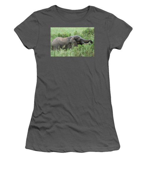 Post Mud Bath Appetite Women's T-Shirt (Athletic Fit)