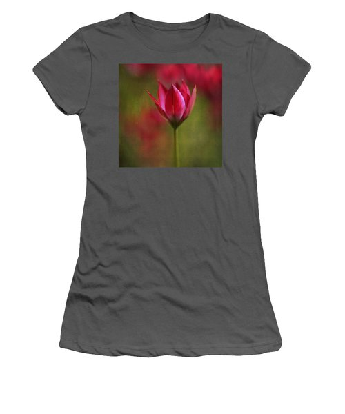 Presence Women's T-Shirt (Athletic Fit)
