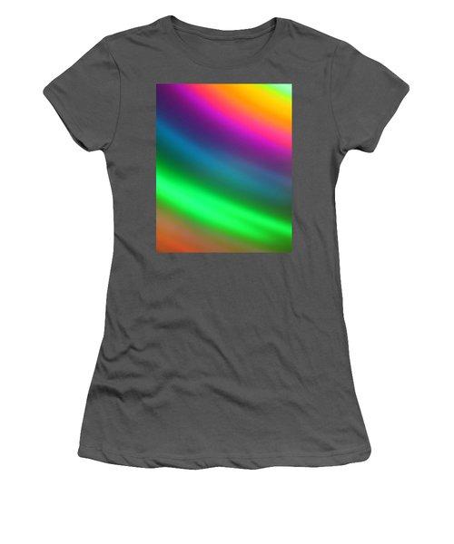 Prismatic Women's T-Shirt (Athletic Fit)