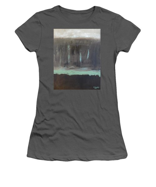 Rainy Day Women's T-Shirt (Athletic Fit)